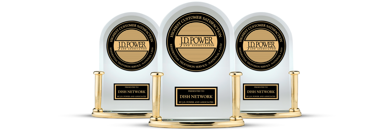 DISH Customer Satisfaction - Ranked #1 by JD Power - Hammond Satellite & Electronics in Ozark, Alabama - DISH Authorized Retailer